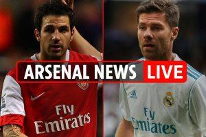 11pm Arsenal news LIVE: Mkhitaryan to take pay cut to stay at Roma, Fabregas 'tried Alonso transfer', Upamecano boost