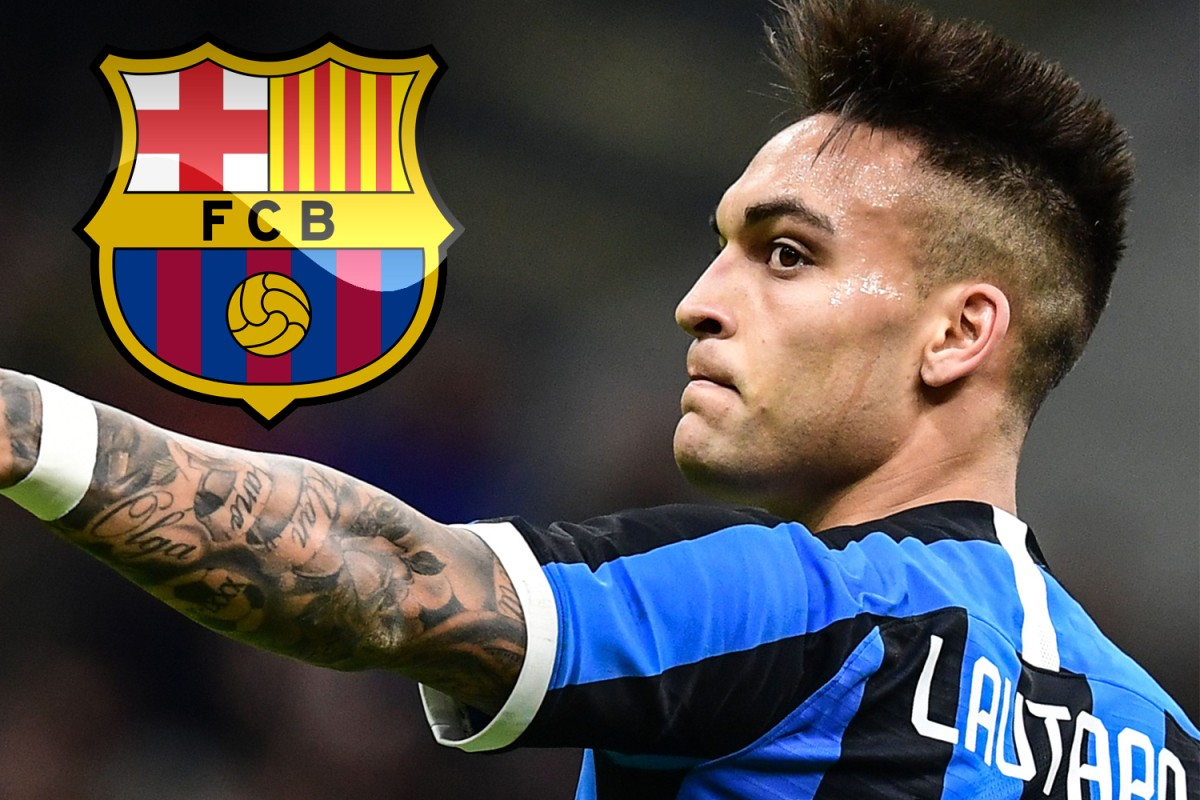 Barcelona willing to offer Inter Milan FIVE players as part of Martinez transfer including Arthur and Vidal