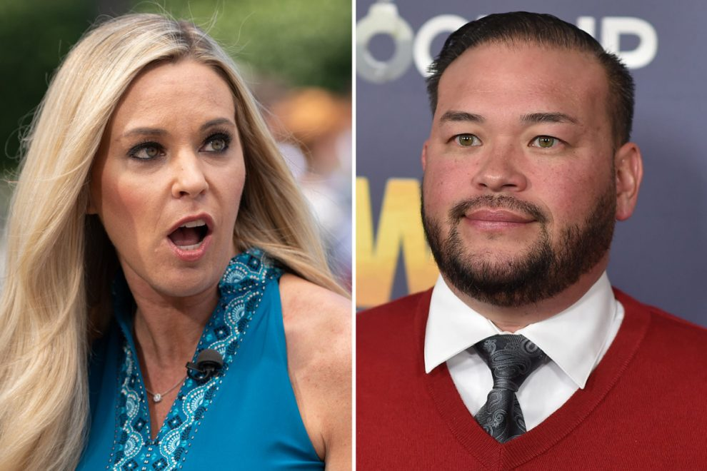 Kate Gosselin claims ex-husband Jon is to blame for TLC canceling Kate Plus 8 because he 'tarnished her reputation'