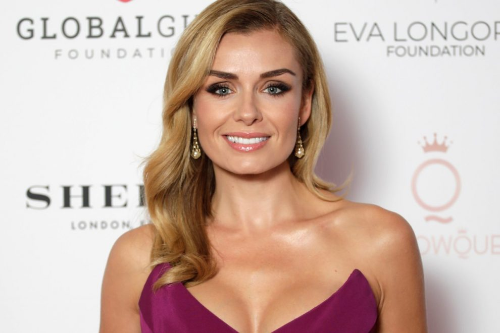 Katherine Jenkins speaks for first time about horror of mugging as she tried to save pensioner