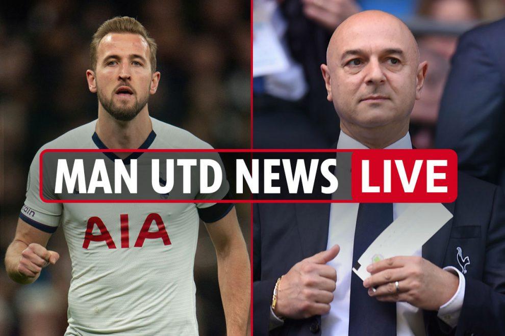 1.45pm Man Utd news LIVE: Kane wants United transfer, Levy prefers Real Madrid sale, Saul Niguez boost