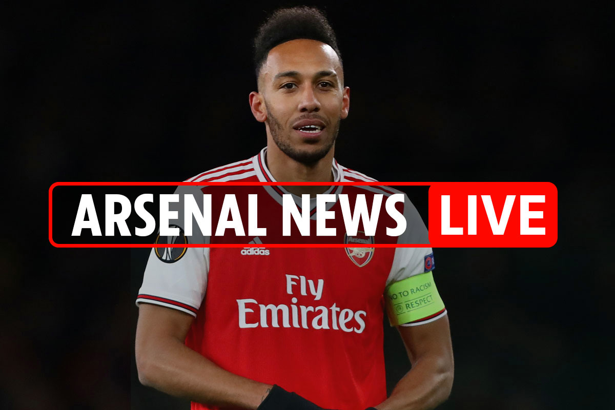 10am Arsenal news LIVE: Aubameyang transfer LATEST, Upamecano's barber drops hint, players reject wage cut updates