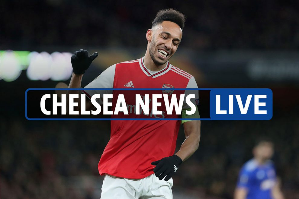 10am Chelsea news LIVE: Aubameyang shock transfer bid LATEST, Coutinho and Chilwell UPDATE, Blues 'out' of Sancho race
