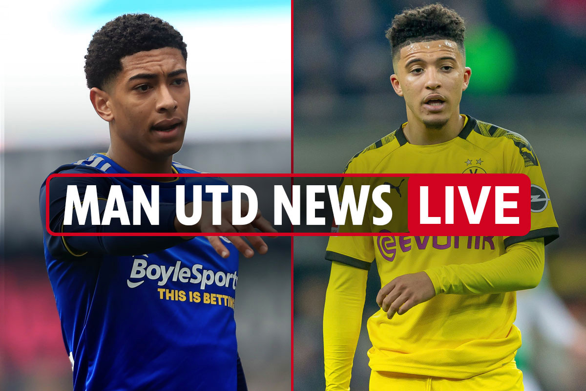 5.45pm Man Utd news LIVE: Sancho and Bellingham top transfer targets, Koulibaly no longer wanted, Woodward on signings