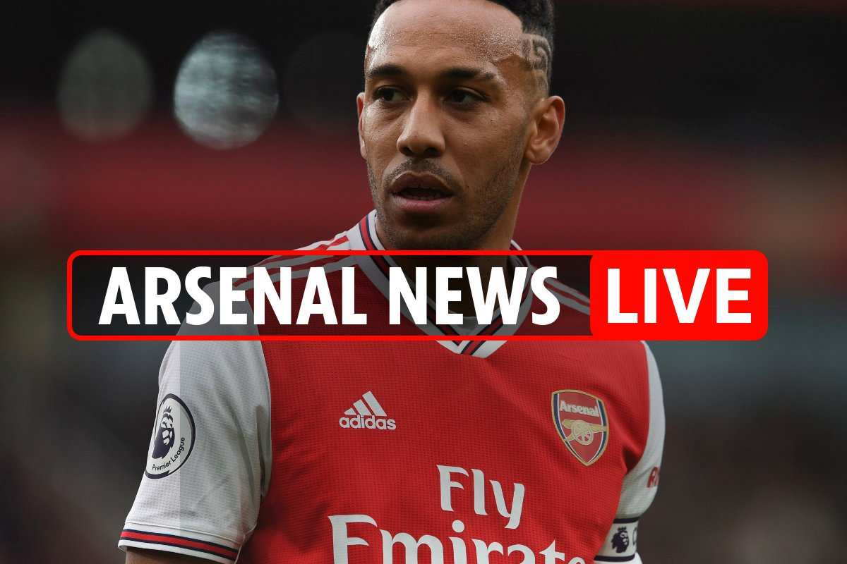 5pm Arsenal news LIVE: Aubameyang urged to leave by Gabon chief, Coutinho agent Gunners fan, Tolisso transfer LATEST