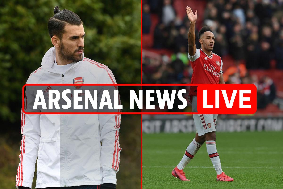 7am Arsenal news LIVE: Ceballos 'future at Real Madrid', Aubameyang new deal talks scrapped, Ozil LATEST