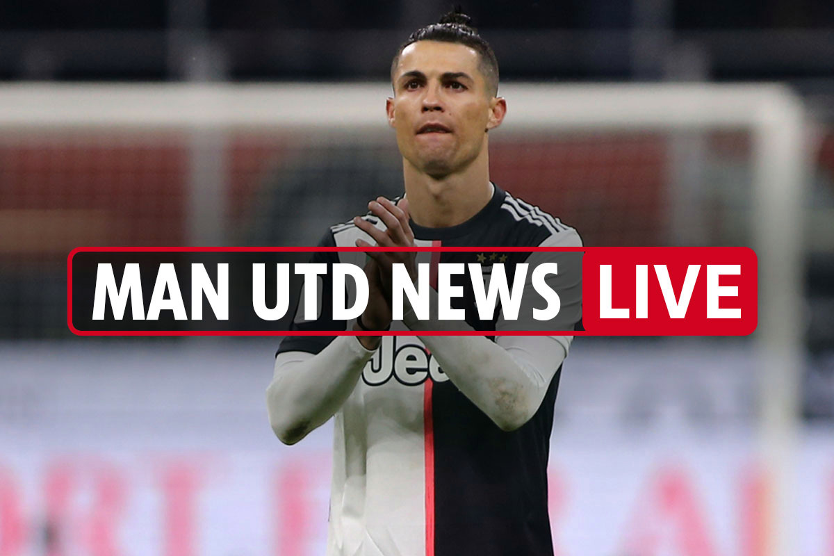 8pm Man Utd news LIVE: Ronaldo could make stunning United return, Grealish to play on wing, Sancho transfer boost