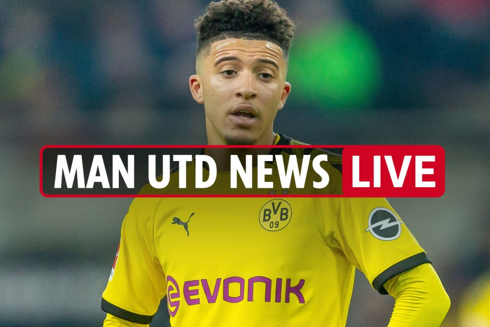 9pm Man Utd news LIVE: Premier League return date unknown, Maguire wages pledge, Sancho LATEST, Umtiti transfer update