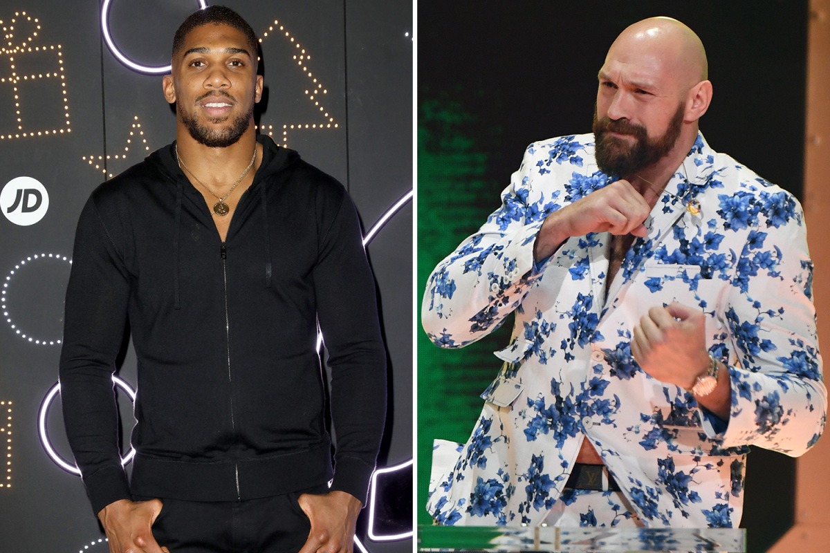 Anthony Joshua promises to 'walk through' Tyson Fury as he sets eyes on mega-money unification bout with Gypsy King