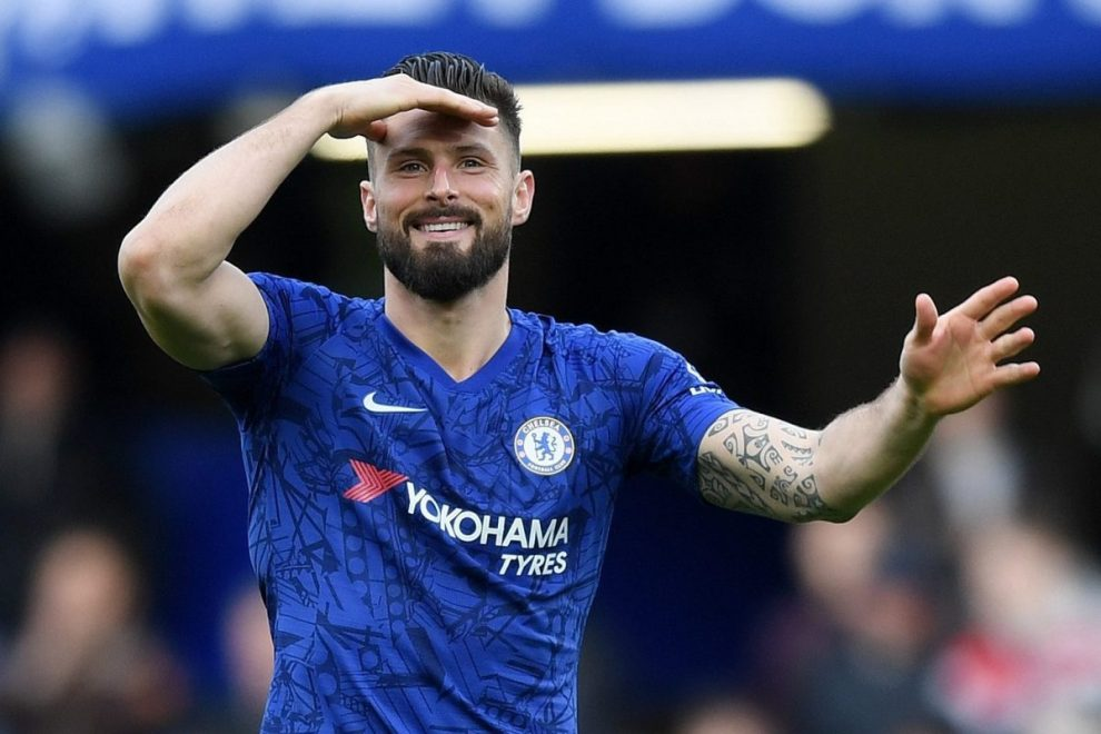 Chelsea open preliminary negotiations with Olivier Giroud over new contract U-turn to keep Frenchman at Stamford Bridge