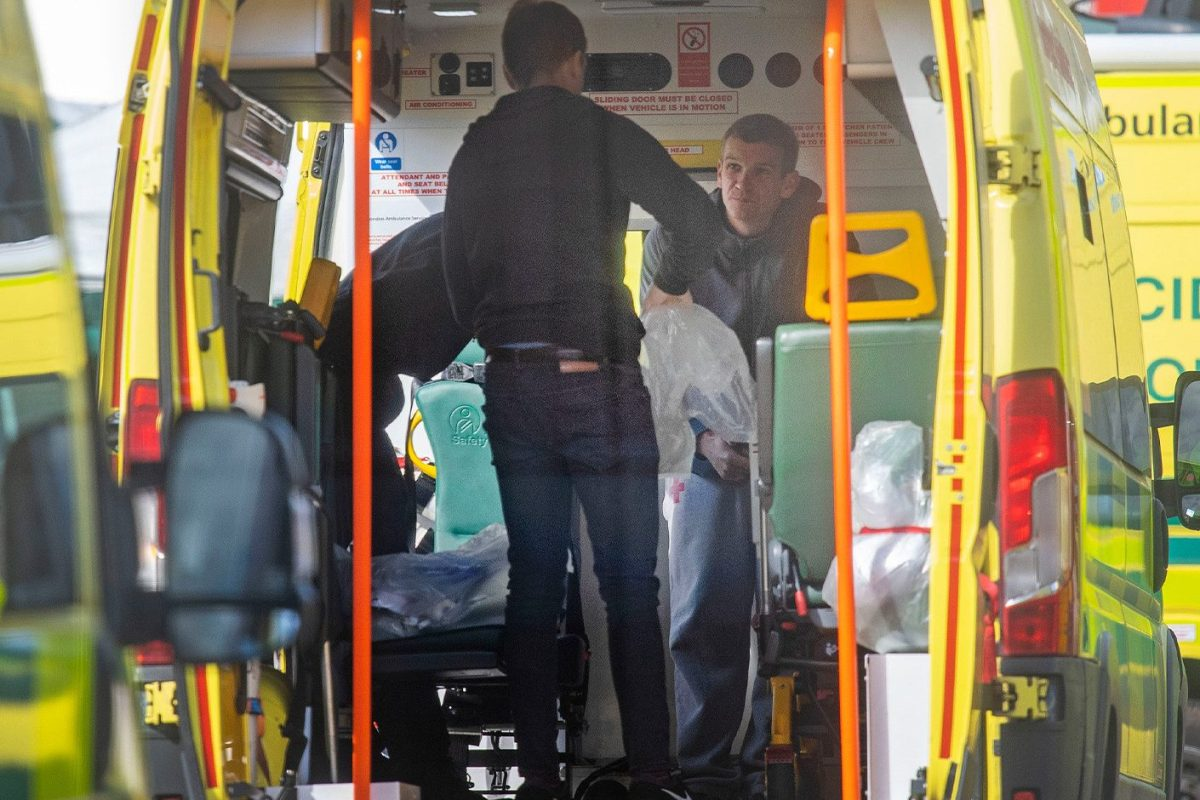 Coronavirus LIVE updates: 778 more die in UK as death toll passes 12,000