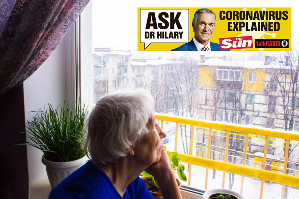 Is it safe to travel to look after my grandkids? Dr Hilary answers your questions