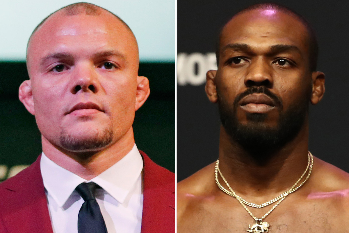 Jon Jones taunts UFC rival Anthony Smith over terrifying home break-in in now-deleted tweet