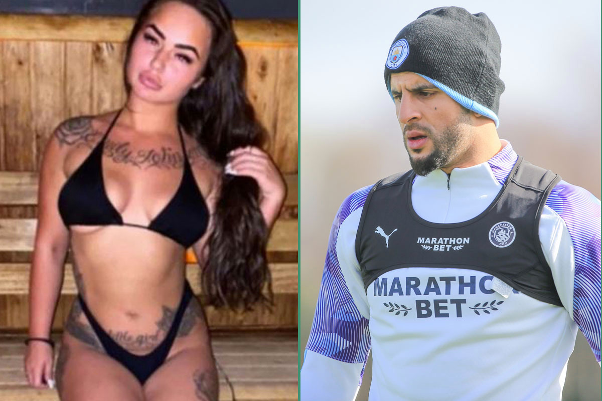 Kyle Walker hosted sex party with two hookers just a day before urging fans to 'stay at home' for coronavirus lockdown