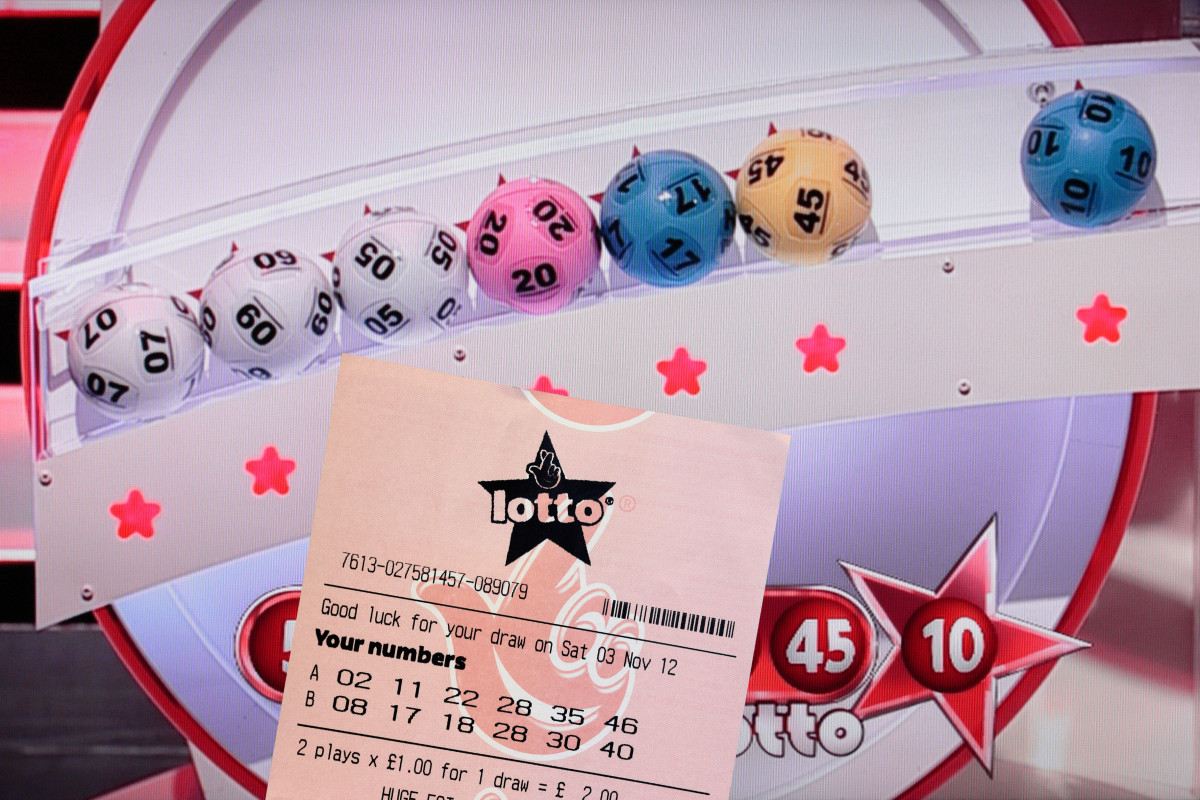 National Lottery results: Winning Lotto numbers for Wednesday April 29 £12.1million jackpot