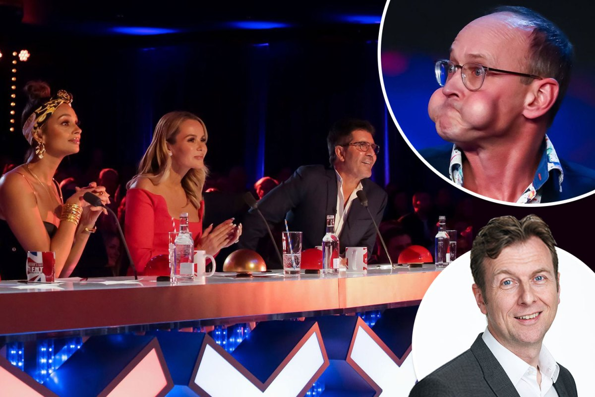One man and his balls pinged Britain's Got Talent into life BUT show had responsibility to lift nation's collective mood