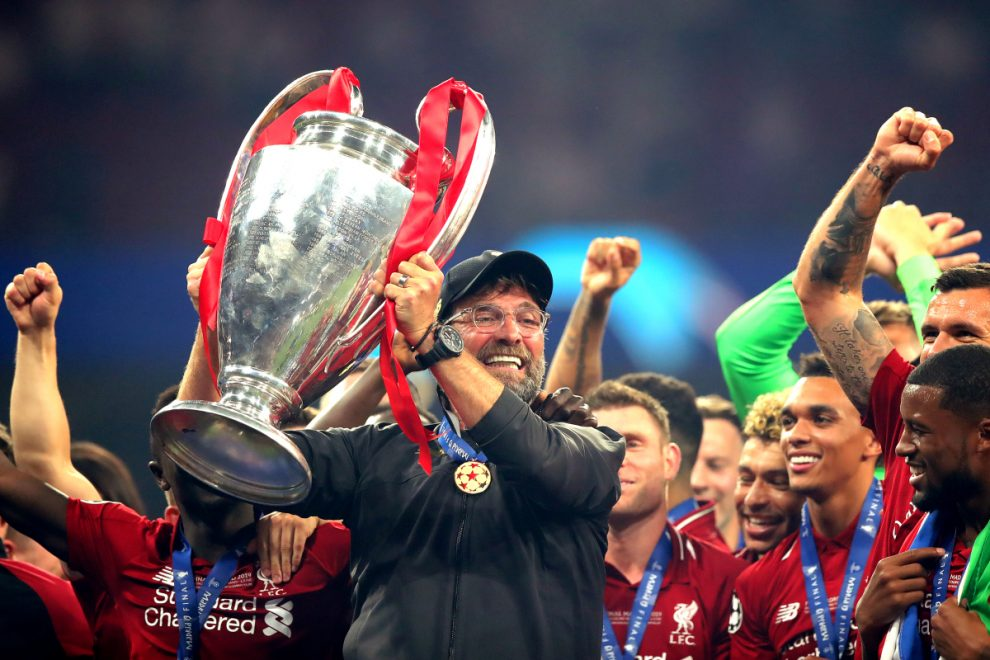 Premier League clubs could be forced into unique play-offs to determine Champions League spots if season is not finished