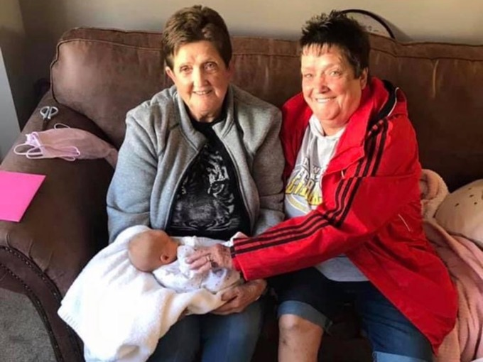 Twin sisters, 66, who 'did everything together' die within days of each other after both contracting coronavirus
