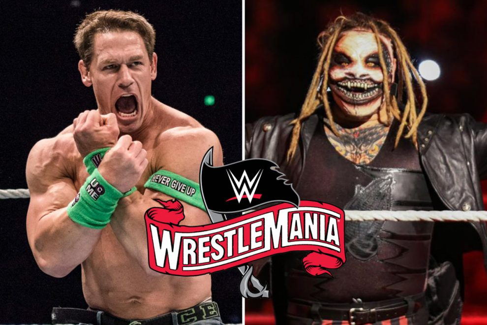 WWE WrestleMania 36 LIVE RESULTS: UK start time, stream FREE, venue, match card, TV channel for huge TWO-NIGHT show