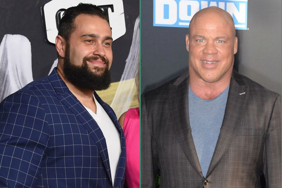 Which WWE stars have been released? Rusev and Kurt Angle depart as Vince McMahon's furlough list is announced