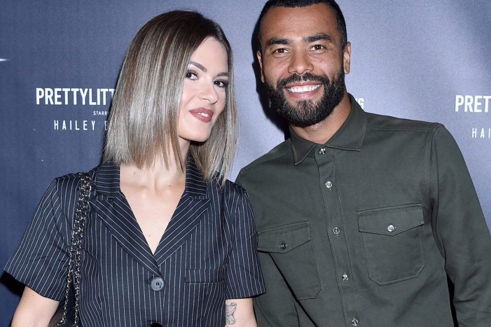 Who is Ashley Cole's girlfriend Sharon Canu? Model and mother of two