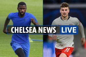 10am Chelsea news LIVE: Werner 'talking to Rudiger about Blues transfer', talks with Corona confirmed, Chukwueze wanted