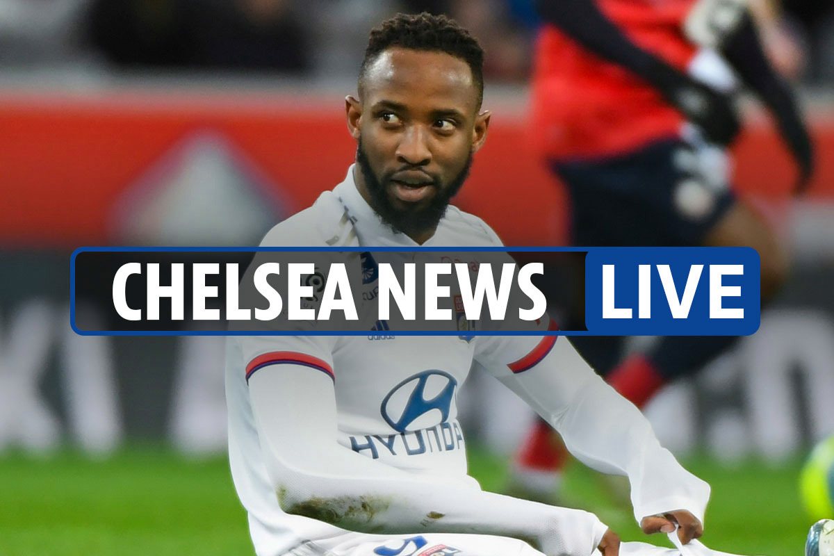 5.45pm Chelsea news LIVE: Dembele boost, £5m Bird transfer 'close', Lampard 'told board to sell Kepa'