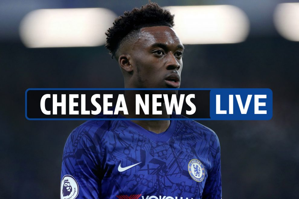 6am Chelsea news LIVE: Hudson-Odoi set to miss training following arrest, Sancho transfer boost, Mertens move LATEST