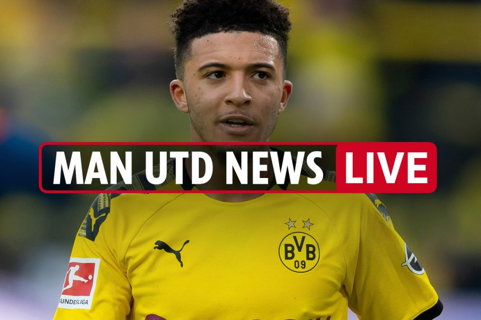 7.15am Man Utd news LIVE: Bruno Fernandes a 'warrior', Sancho transfer UPDATE, Henderson £60m dilemma, Kane latest