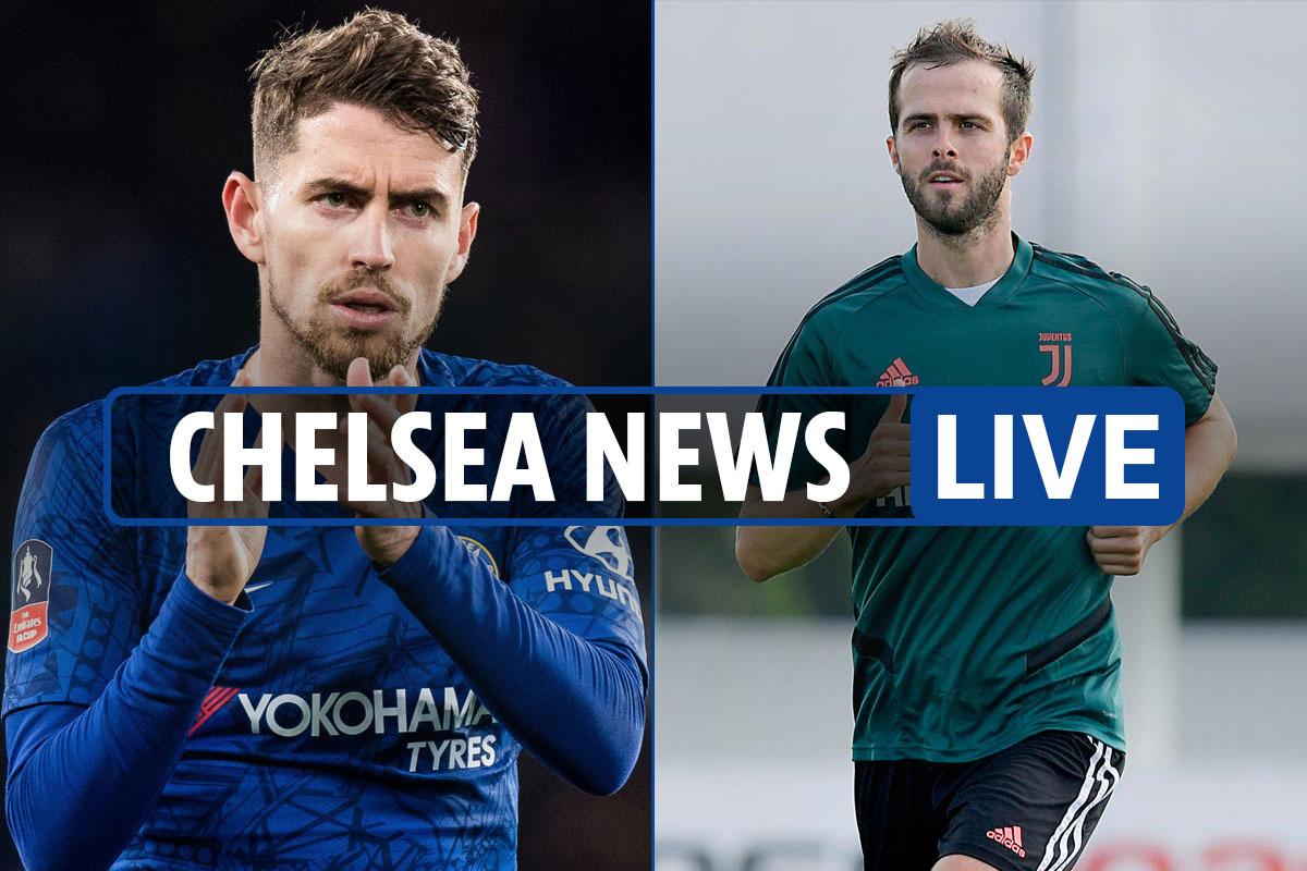 8.45pm Chelsea news LIVE: Pjanic-Jorginho exchange talks begin, Gomes on verge of signing, Werner transfer LATEST