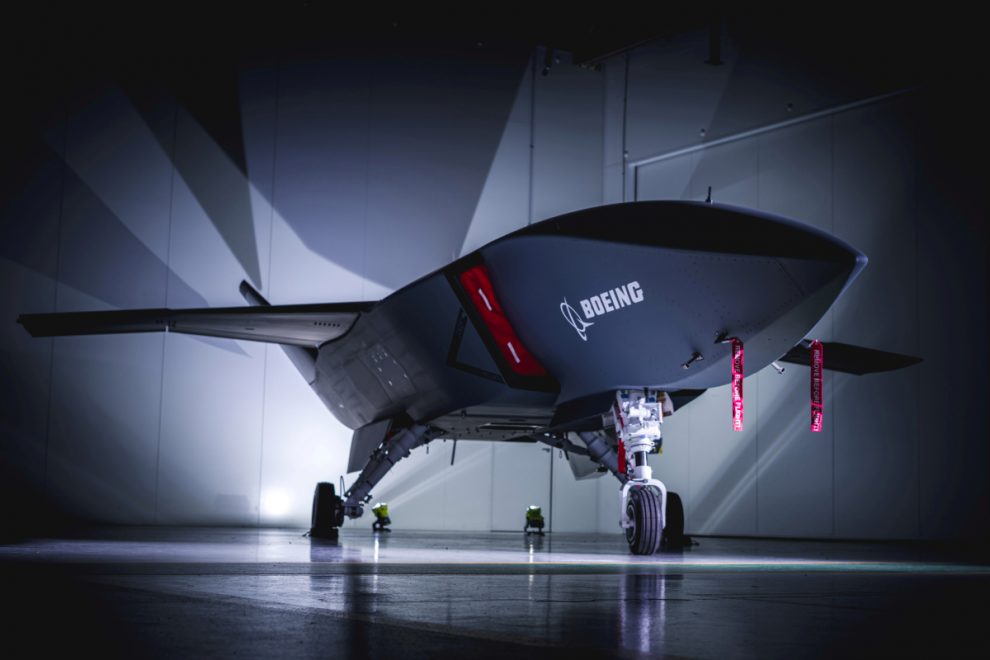 Boeing unveils new Loyal Wingman AI attack drone which uses AI to virtually eliminate the need for human control
