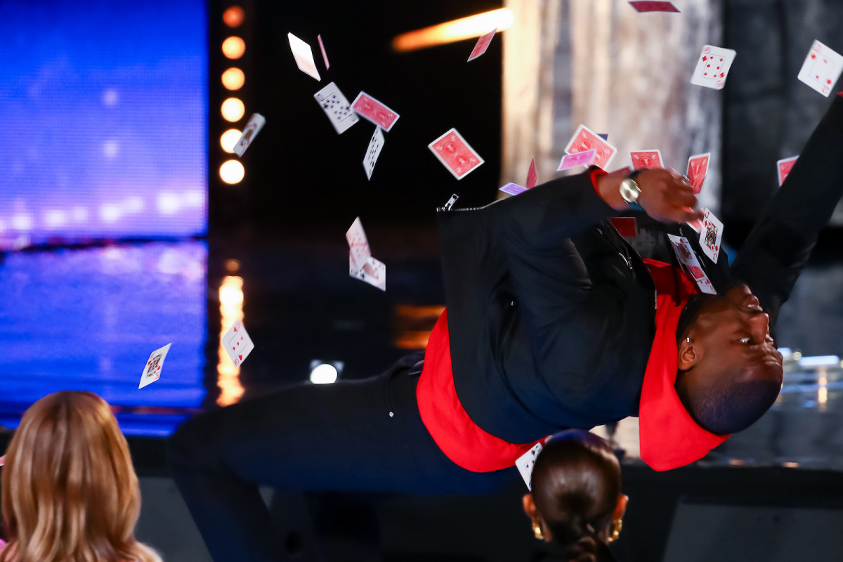 Britain's Got Talent fans insist they've figured out Magical Bones' box trick that left viewers stunned