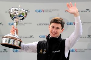 Champion jockey Oisin Murphy raring to go as racing prepares to resume at Newcastle after 76 days away
