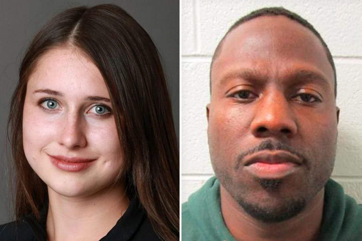 Cop 'showed off explicit photos' of student days before she was murdered by ex who blackmailed her over the images