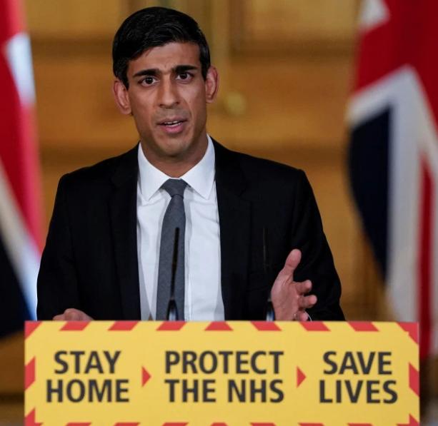 Coronavirus UK LIVE: Rishi Sunak announces furlough changes and self-employed scheme extension as deaths hit 38,161