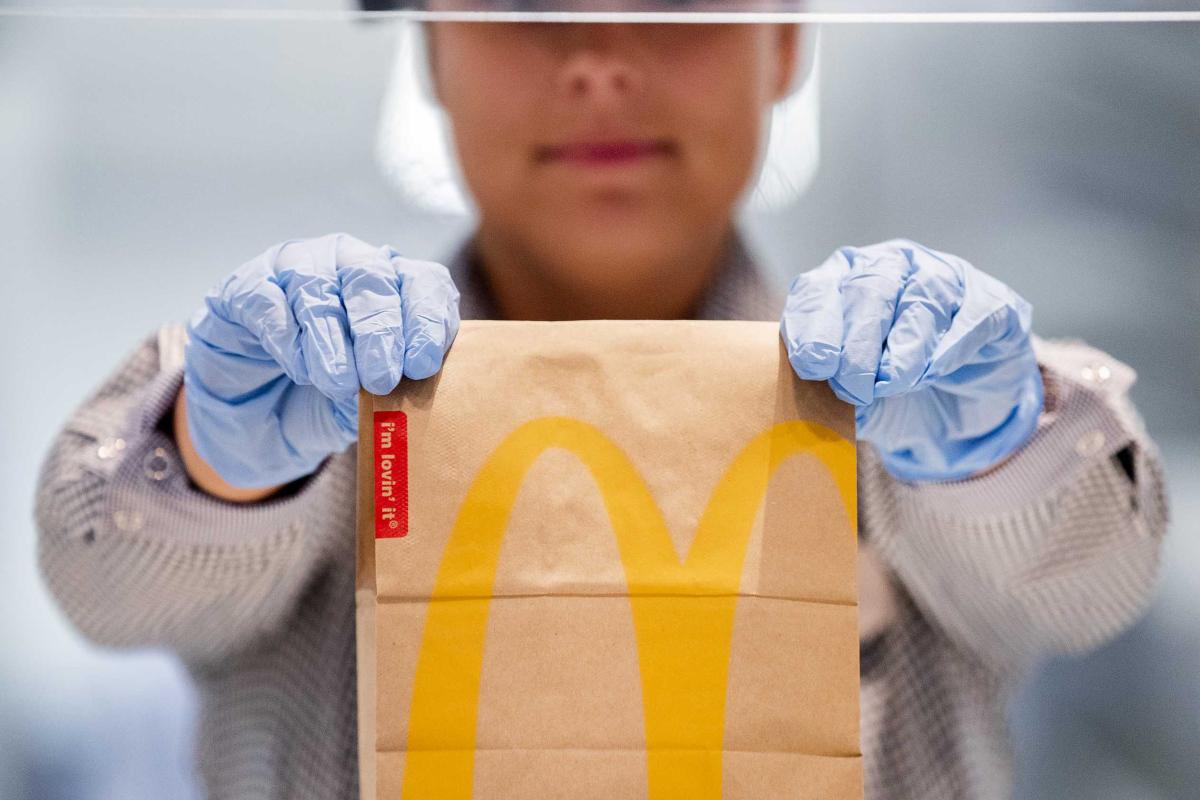 Coronavirus UK LIVE updates: McDonald's drive-thru may reopen despite lockdown extension as death toll his 31,241