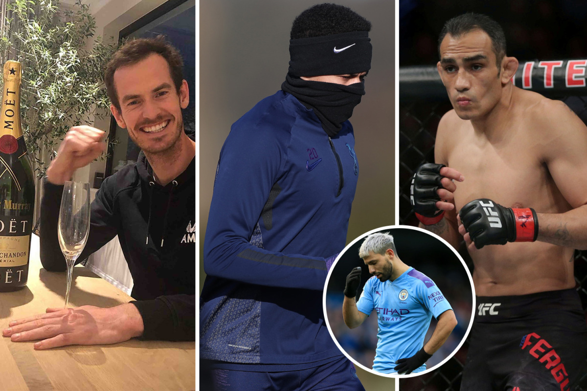 Coronavirus in Sport LIVE: Premier League resumption LATEST, UFC 249 updates, F1 restart plan, Bundesliga problems
