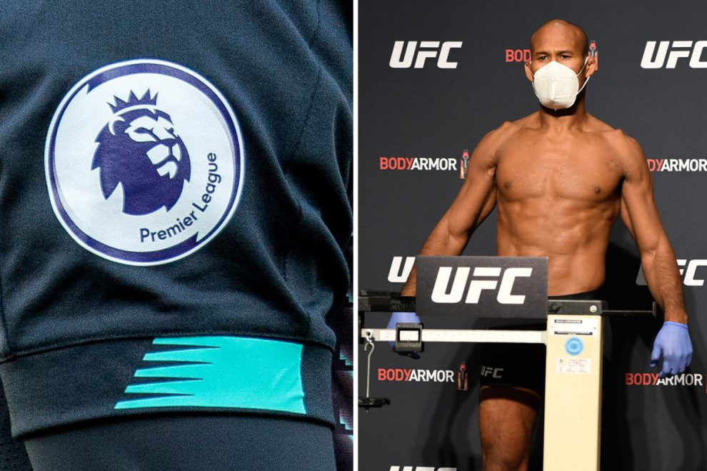 Coronavirus in Sport LIVE: UFC 249 fighter Ronaldo Souza tests positive, Premier League NOT given green light yet