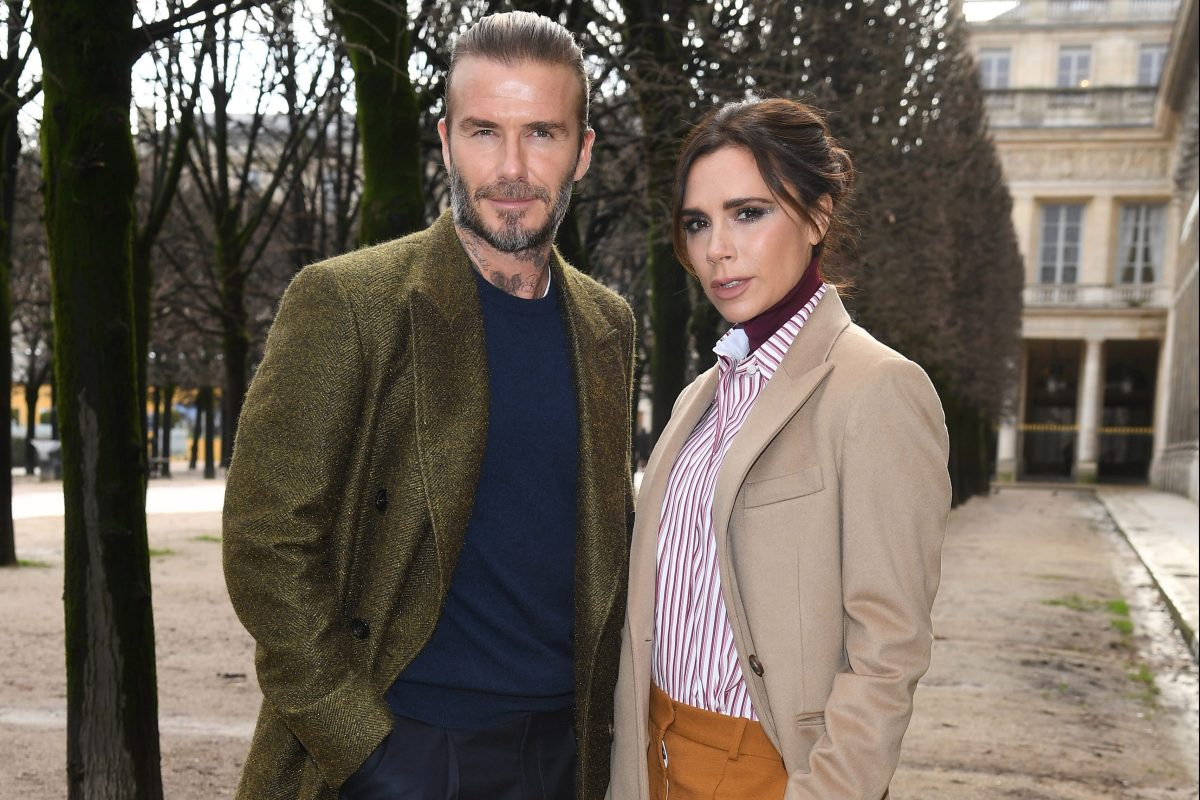 David and Victoria Beckham launch huge PR campaign to repair damage to their brand