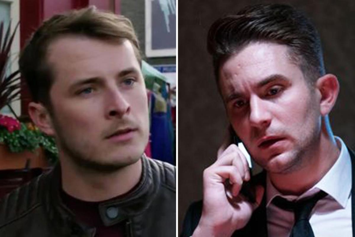 EastEnders' Callum set up dodgy warehouse job to trap boyfriend Ben Mitchell, claim fans