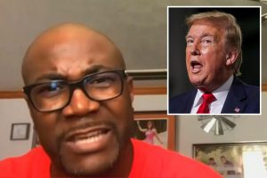George Floyd's brother says Trump 'didn't give me the opportunity to speak' on call