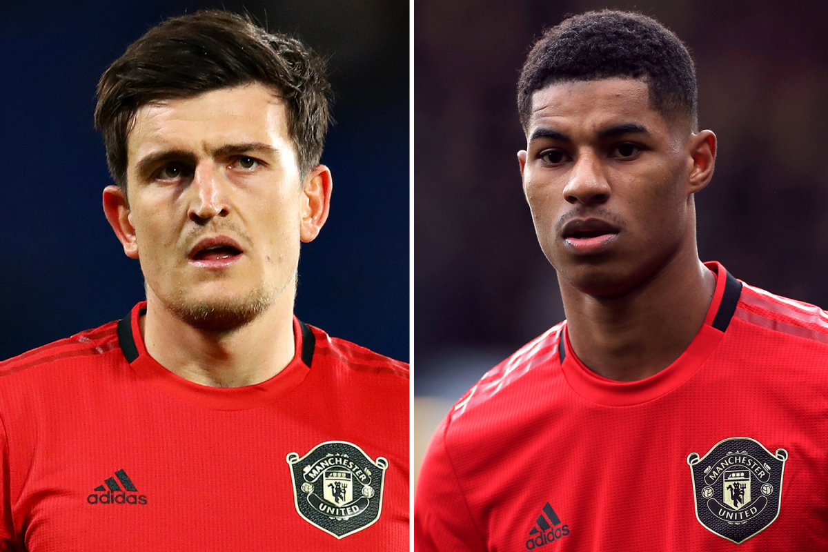 Harry Maguire names Man Utd star Rashford as most talented player he's ever played with and tips him to have huge future