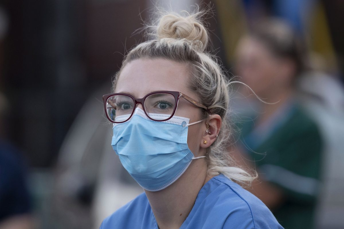 Hundreds of thousands of useless face masks sent to NHS trusts battling Covid-19