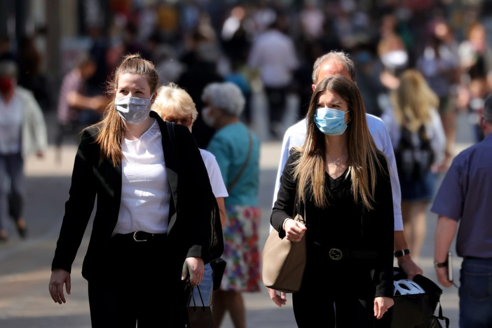If masks are part of creating a 'new normal' then let's get Britain sewing