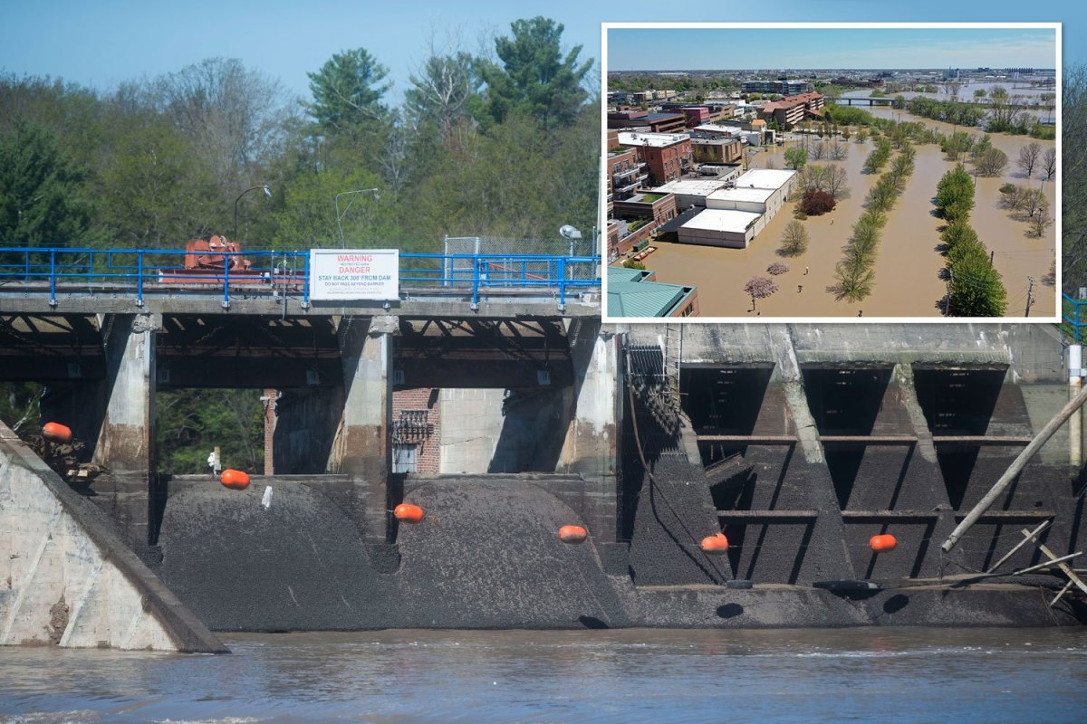 Owners of busted Michigan dam 'didn't address safety concerns for YEARS' before it burst under strain of heavy rainfall