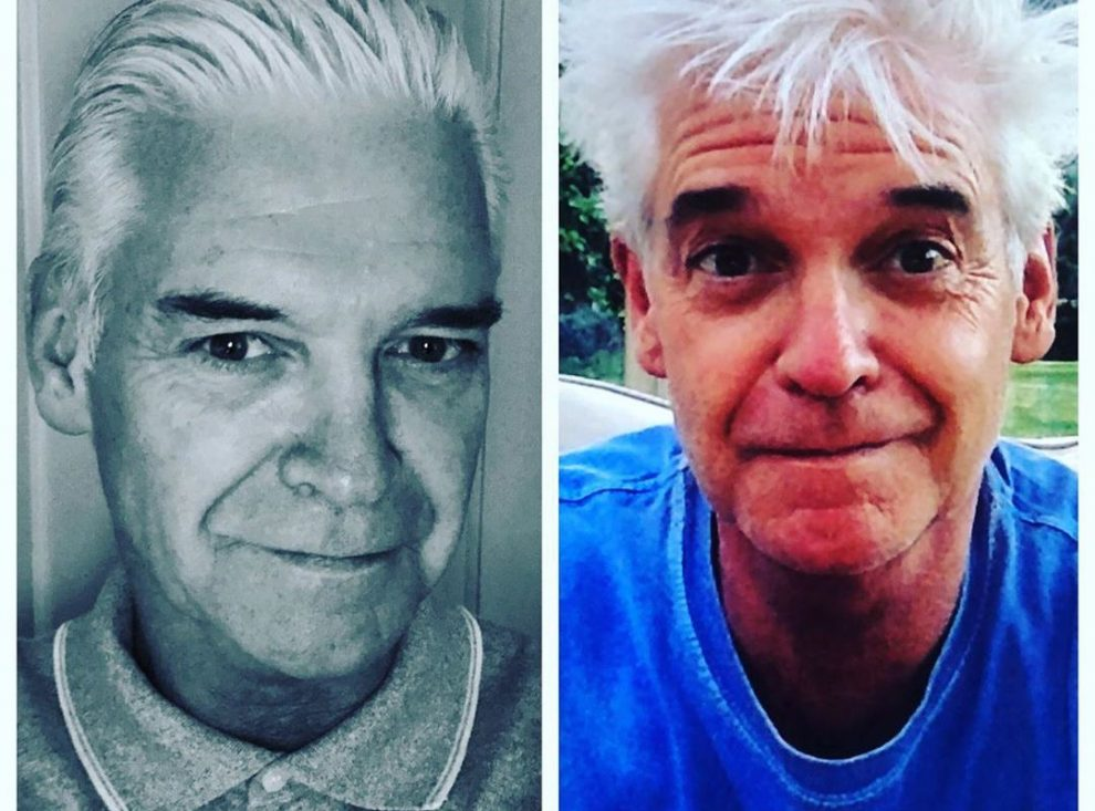 Phillip Schofield reveals slick new hair after shocking his mum with messy mop