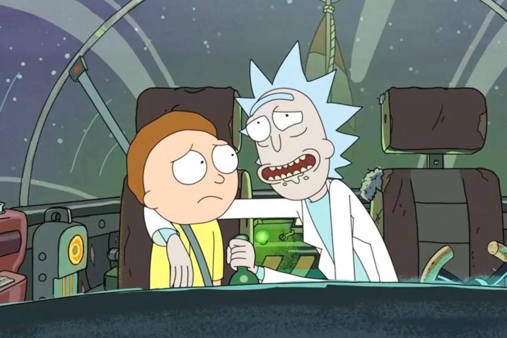 Rick and Morty leaves fans reeling with epic South Park and The Simpsons crossover episode