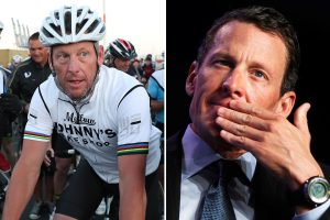 Shamed Lance Armstrong claims he first took drugs at 21 – and wonders if they contributed to testicular cancer