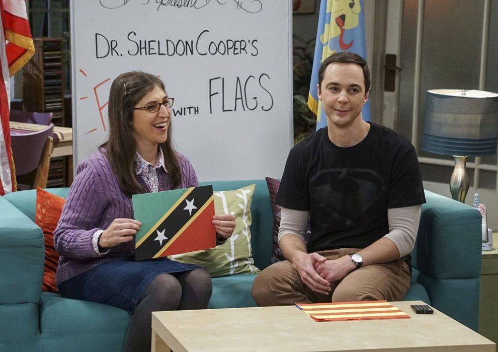 The Big Bang Theory's Sheldon and Amy reunited in US version of BBC sitcom Miranda