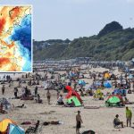 UK weather – Britain to be hotter than Bermuda as sunbathers set to enjoy 26C heatwave on Bank Holiday Monday